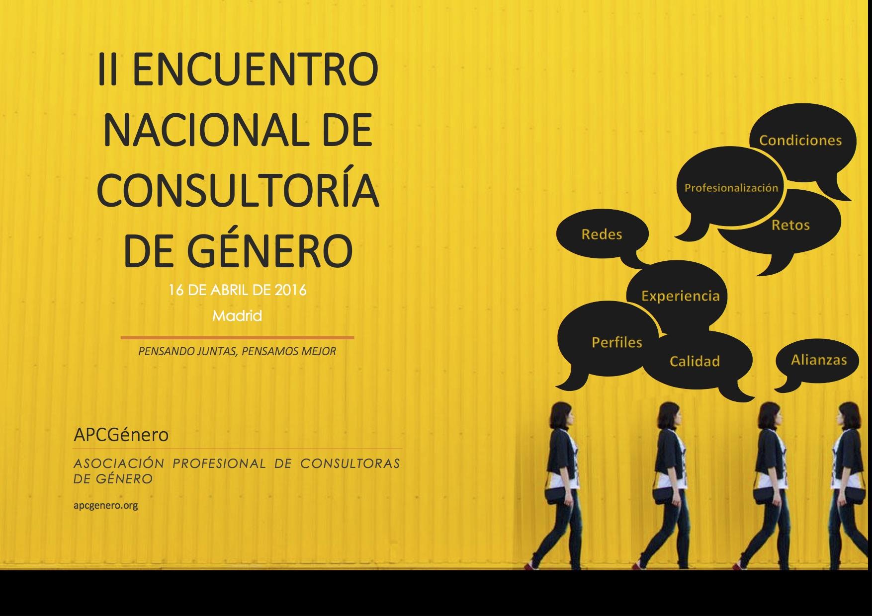 portada II encuentro apcg