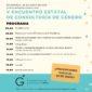 programa V Encuentro Estatal de Consultoría de Género